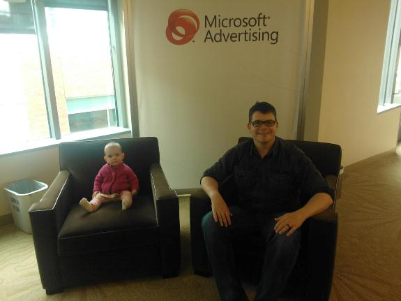 """Sad Face: My Role at Microsoft Advertising Has Been """"Eliminated"""" - Mel Carson"""