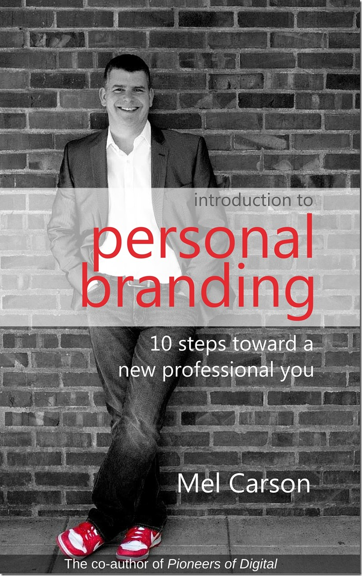 Mel Carson Personal Branding Cover 0104